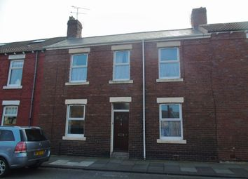 Thumbnail 2 bed terraced house for sale in North View, Cullercoats, North Shields