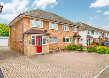 Thumbnail Semi-detached house to rent in Burns Road, Crawley