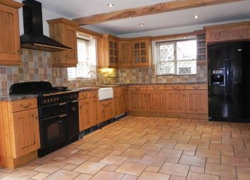 Thumbnail 4 bed detached house to rent in Chestnut Lane, Clifton Campville, Tamworth