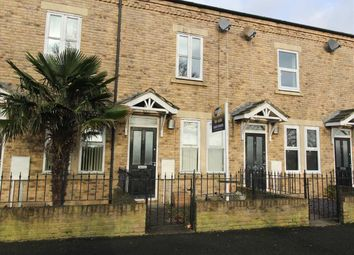 Thumbnail 4 bedroom terraced house for sale in Hartford Gardens, East Hartford, Cramlington