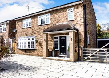 Thumbnail 4 bed detached house for sale in Mayflower Close, Nazeing, Waltham Abbey
