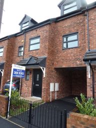 Thumbnail 3 bed terraced house to rent in Regent Street, Manchester