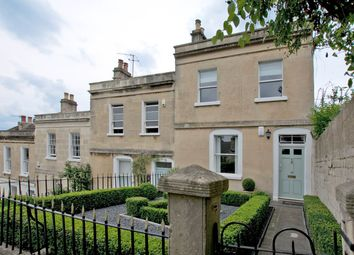 Thumbnail 3 bed end terrace house for sale in Lyndhurst Place, Bath