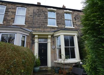 Thumbnail 2 bed terraced house for sale in Pontefract Road, Ackworth, Pontefract