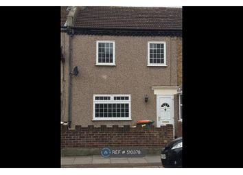Thumbnail 3 bedroom terraced house to rent in Wellington Road, London