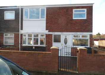 Thumbnail 3 bedroom semi-detached house for sale in Gosforth Avenue, South Shields