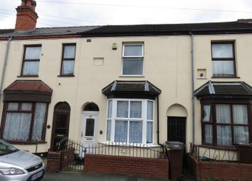 Thumbnail 3 bedroom terraced house for sale in Martin Street, Parkfields, Wolverhampton