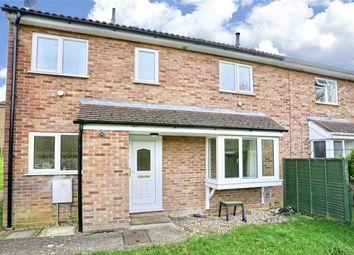 Thumbnail 2 bed property for sale in Muntjac Close, Eaton Socon, St Neots