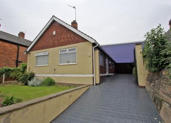 Thumbnail 3 bed detached bungalow for sale in Holly Avenue, Thorneywood, Nottingham