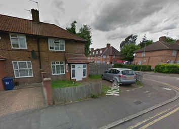 Thumbnail 3 bed end terrace house to rent in Horsecroft Road, Edgware, Burnt Oak
