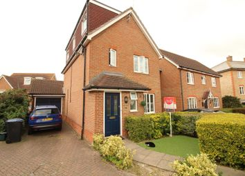 Thumbnail 5 bed link-detached house for sale in Malkin Drive, Church Langley, Harlow