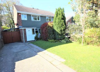 Thumbnail 3 bed semi-detached house for sale in Corsair Drive, Dibden, Southampton