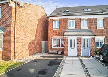 Thumbnail 3 bed terraced house to rent in Talisman Way, Blyth