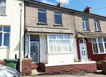 Thumbnail 3 bed property for sale in Coronation Terrace, Senghenydd, Caerphilly