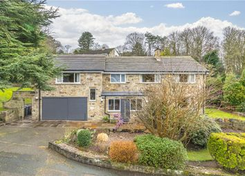 Thumbnail 5 bed detached house for sale in High Wheatley, Ilkley, West Yorkshire