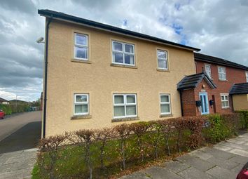 Thumbnail 2 bed flat for sale in Newfield Drive, Carlisle