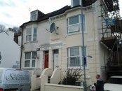Thumbnail 1 bed flat to rent in Argyle Villas, Brighton