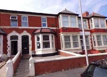 Thumbnail 4 bed terraced house for sale in Chesterfield Road, Blackpool, Lancashire