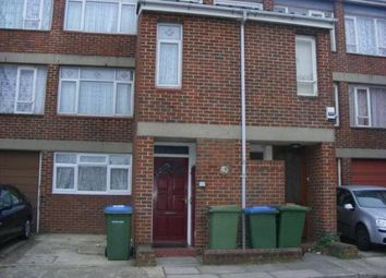 Thumbnail 4 bed terraced house to rent in Caletock Way, London