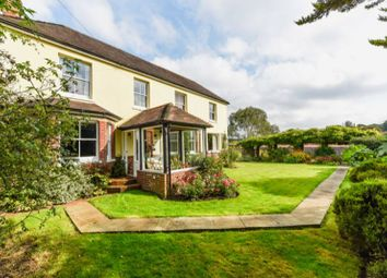Thumbnail 5 bedroom detached house for sale in Mill Lane, Titchfield, Fareham