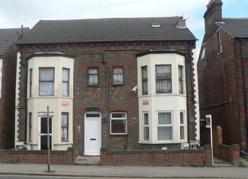 Thumbnail 1 bedroom flat to rent in Old Bedford Road, Luton, Bedfordshire