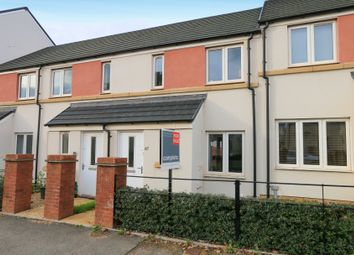 2 bed terraced house for sale in Tillhouse Road, Cranbrook, Exeter EX5