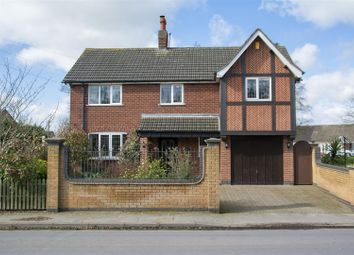 Thumbnail 5 bed detached house for sale in Main Street, Nailstone, Nuneaton