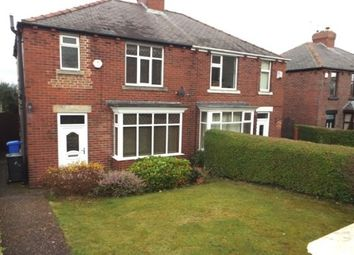 Thumbnail 3 bed property to rent in Hall Wood Road, Burncross