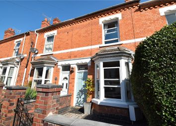 Thumbnail 2 bed terraced house for sale in Woolhope Road, Worcester, Worcestershire