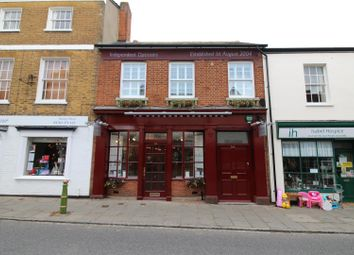 Thumbnail 3 bed flat for sale in High Street, Buntingford