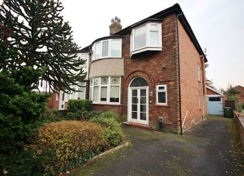 Thumbnail 3 bed semi-detached house for sale in Haig Avenue, Southport