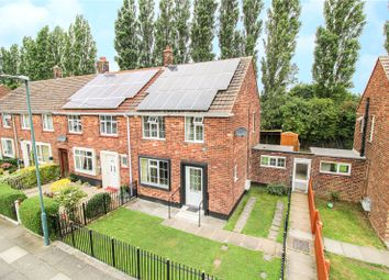 Thumbnail 3 bed end terrace house for sale in Broadway, Grimsby