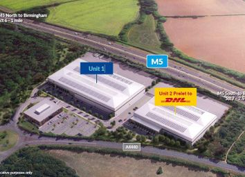 Thumbnail Light industrial for sale in Sixways Park, Jct 6 Motorway, Worcester, Worcestershire