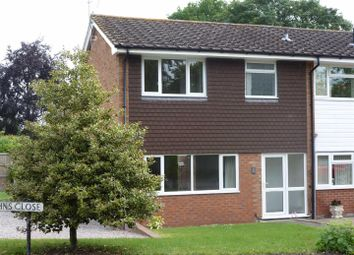 Thumbnail 3 bed end terrace house to rent in St. Johns Close, Henley-In-Arden