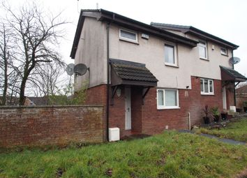 Thumbnail 2 bed semi-detached house to rent in Saughs Drive, Glendale, Glasgow