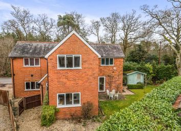 Thumbnail 3 bed detached house for sale in Silchester, Reading, England