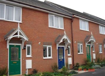 Thumbnail 2 bed terraced house to rent in Highfield Road, Wellingborough