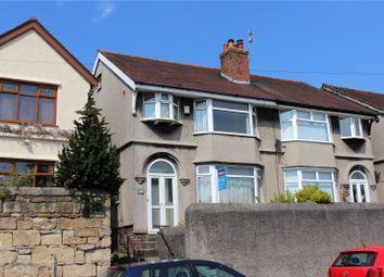 Thumbnail 3 bed semi-detached house for sale in Prenton Road East, Birkenhead, Merseyside