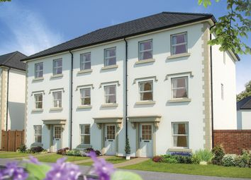 "3 bed terraced house for sale in ""The Poplar 2"" at Callington Road, Tavistock PL19"