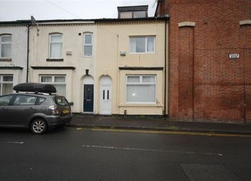 Thumbnail 3 bed terraced house to rent in Poole Road, Wallasey, Wirral