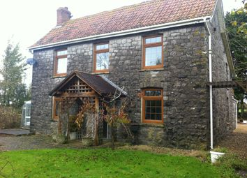 Thumbnail 5 bed farmhouse to rent in Summer Lane, Banwell