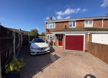3 bed end terrace house for sale in Beaulieu Gardens, Blackwater, Camberley GU17