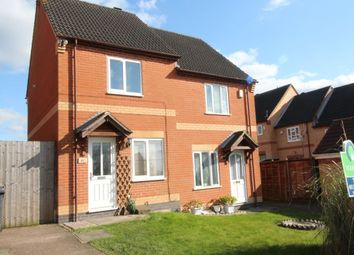 Thumbnail 2 bed property to rent in Woodborough Road, Leicester