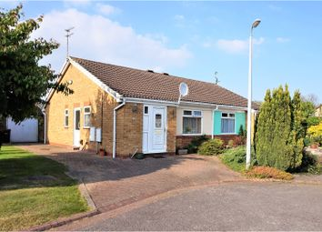 Thumbnail 2 bed semi-detached bungalow for sale in Argent Close, Hull