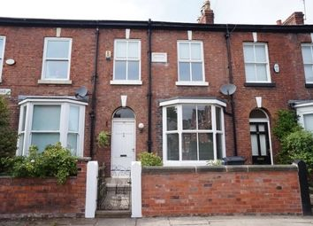 Thumbnail 3 bed terraced house to rent in Churchwood Road, Didsbury