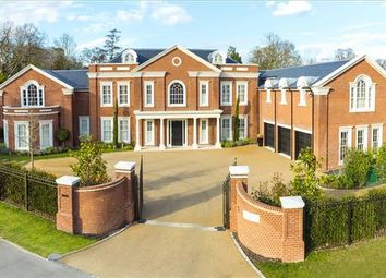 Thumbnail 7 bedroom detached house for sale in Coombe Park, Kingston Upon Thames