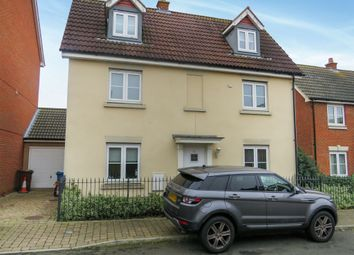 Thumbnail 4 bed detached house for sale in Bull Road, Ipswich