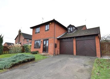Thumbnail 4 bed detached house for sale in Shirley Jones Close, Droitwich