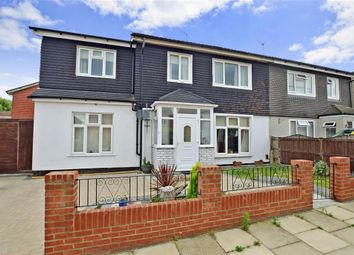 Thumbnail 5 bed semi-detached house for sale in Huntsman Road, Ilford, Essex