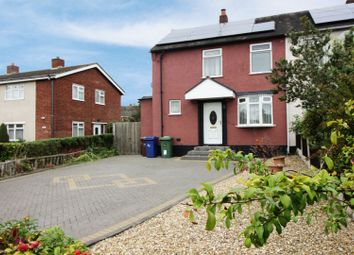 Thumbnail 2 bed semi-detached house for sale in 245 Station Road, Cannock, Avon